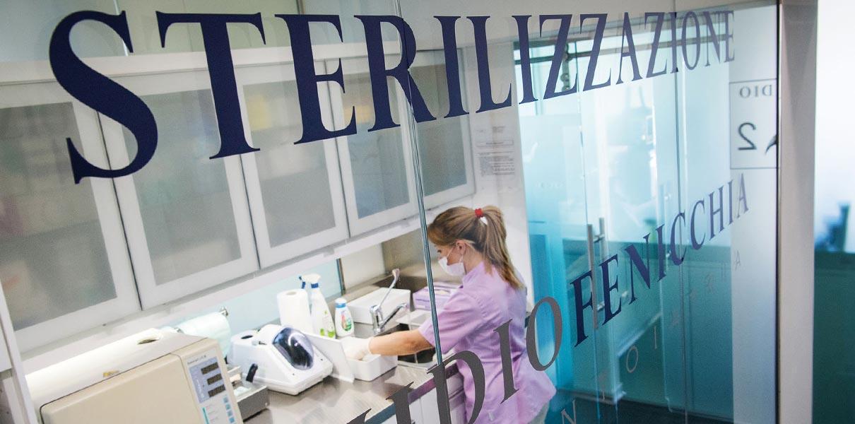 Studio Fenicchia | Protocolli di igiene